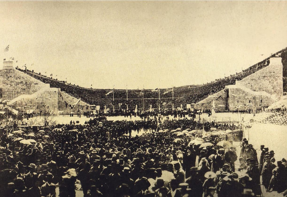 """""""Η ιδέα του φωτός"""" ξαναγράφει την ιστορία αναβίωσης των Ολυμπιακών Αγώνων"""