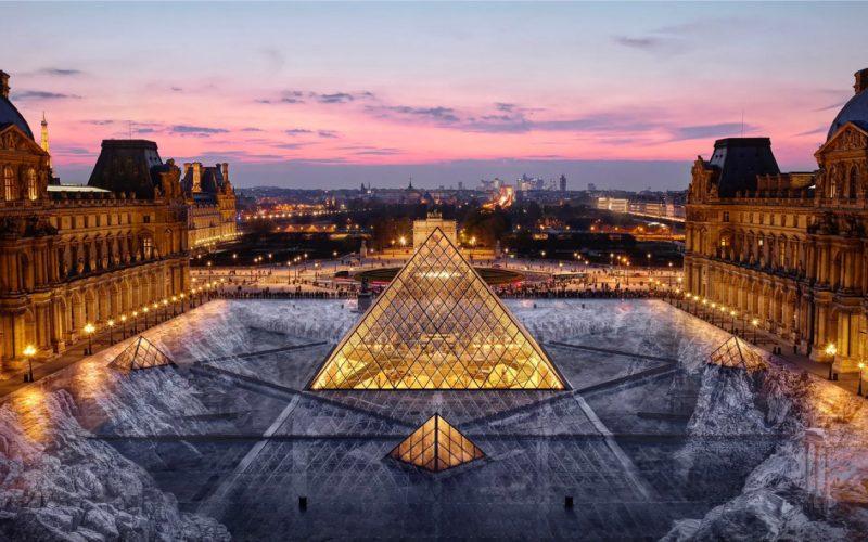 Μουσείο Λούβρου στο Παρίσι