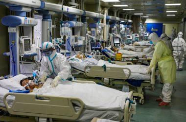 Βατερλώ στον πόλεμο με την πανδημία